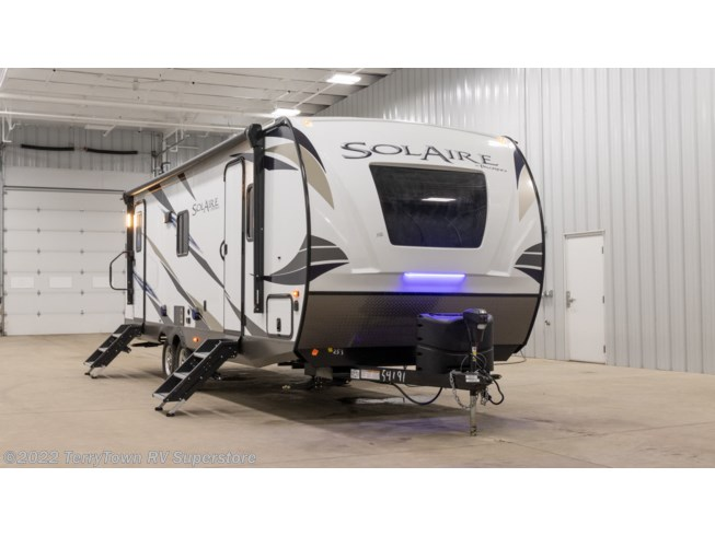 New 2020 Palomino Solaire Ultra Lite 253 RLS available in Grand Rapids, Michigan