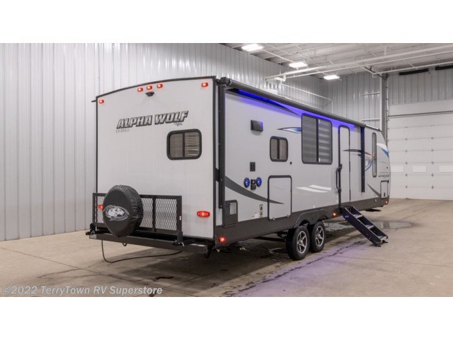 2020 Forest River Cherokee Alpha Wolf 27RK - New Travel Trailer For Sale by TerryTown RV Superstore in Grand Rapids, Michigan