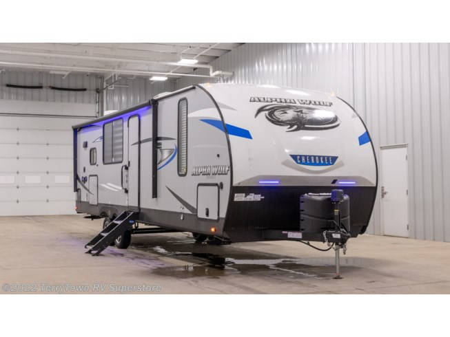 New 2020 Forest River Cherokee Alpha Wolf 27RK available in Grand Rapids, Michigan
