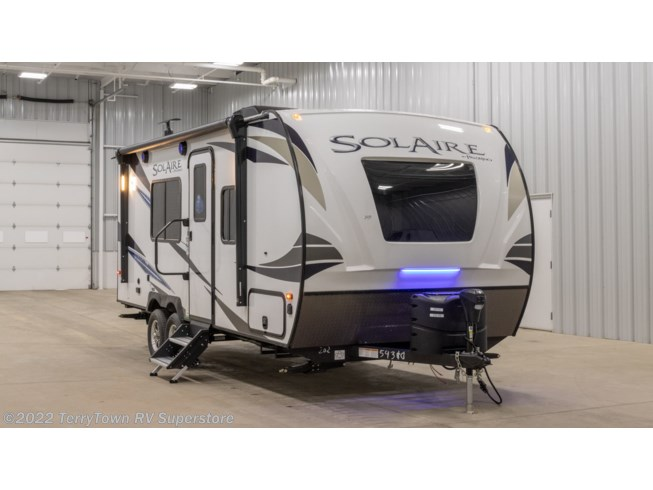 New 2020 Palomino Solaire Ultra Lite 202 RB available in Grand Rapids, Michigan