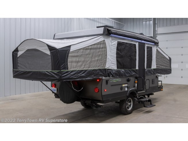 2018 Forest River Rockwood Extreme Sports Packag 2280BHESP - Used Popup For Sale by TerryTown RV Superstore in Grand Rapids, Michigan