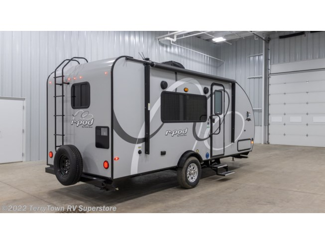 2021 Miscellaneous R-Pod 192 - New Travel Trailer For Sale by TerryTown RV Superstore in Grand Rapids, Michigan