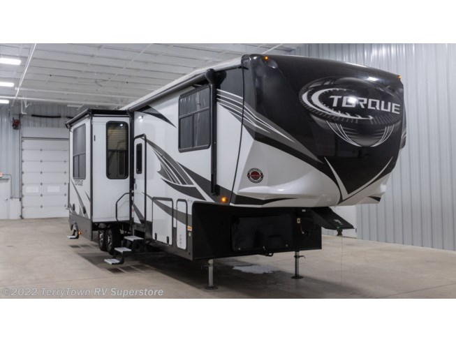 Used 2018 Heartland Torque 321 available in Grand Rapids, Michigan