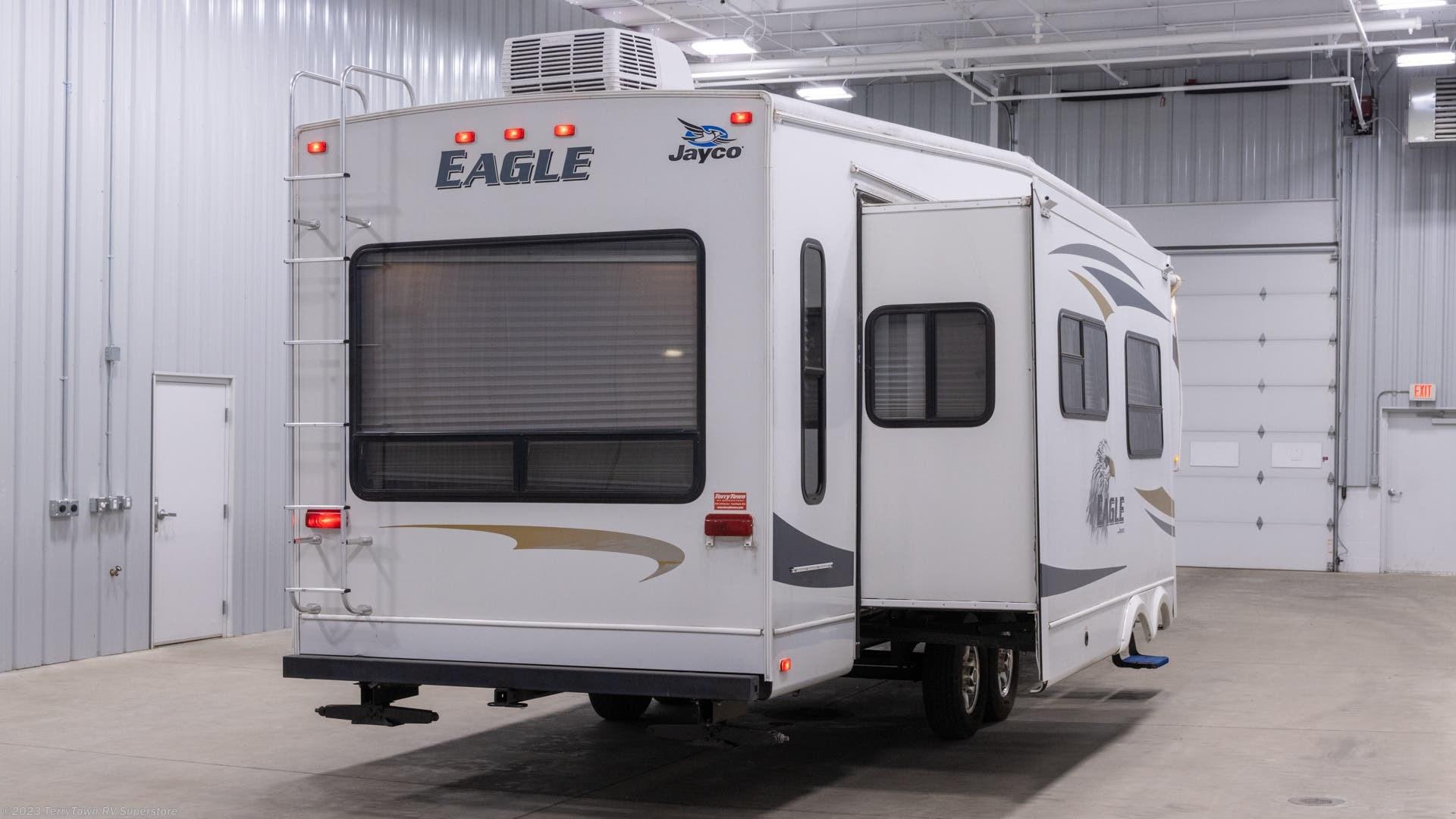2009 Jayco Eagle 351RLSA RV for Sale in Grand Rapids, MI ...