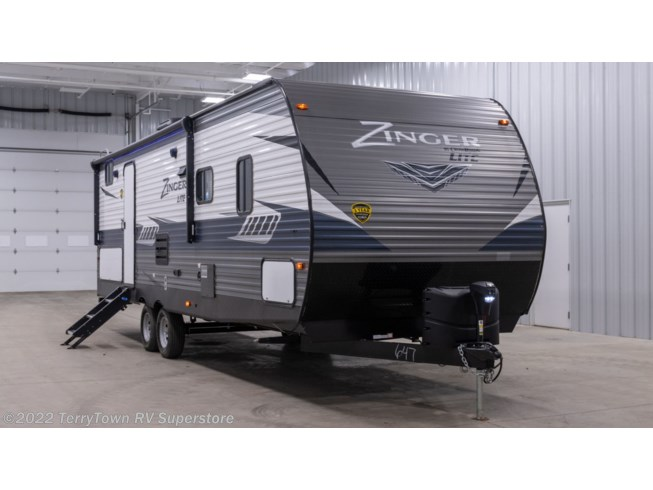 New 2019 CrossRoads Zinger Lite 280BH available in Grand Rapids, Michigan