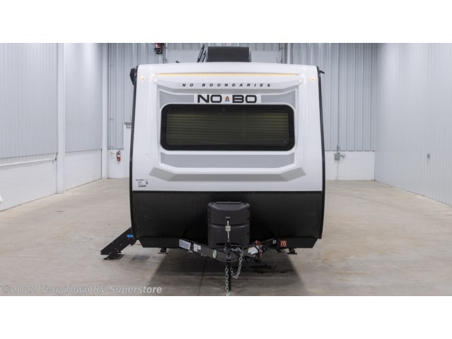 2021 Forest River No Boundaries NBT19.7 - New Travel Trailer For Sale by TerryTown RV Superstore in Grand Rapids, Michigan