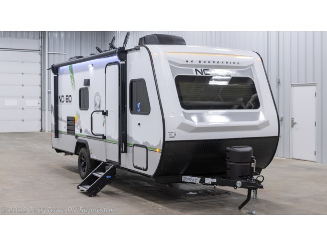 2021 No Boundaries NBT19.7 by Forest River from TerryTown RV Superstore in Grand Rapids, Michigan