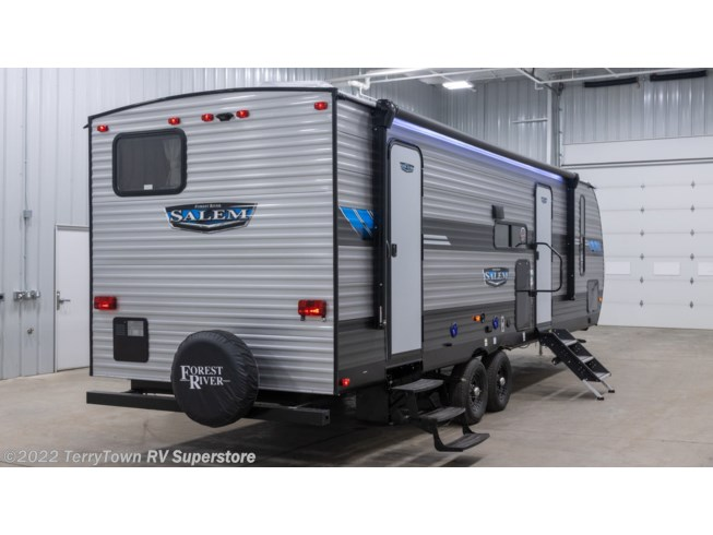 2021 Forest River Salem 26DBUD - New Travel Trailer For Sale by TerryTown RV Superstore in Grand Rapids, Michigan