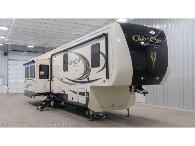 New 2021 Forest River Cedar Creek Champagne Edition 38EL available in Grand Rapids, Michigan