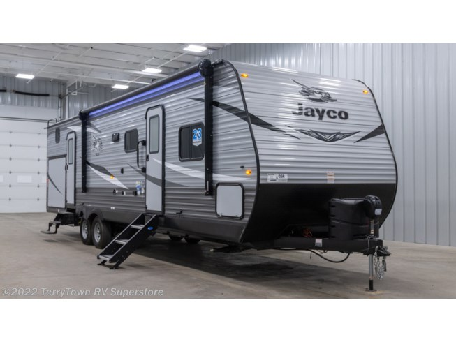 New 2021 Jayco Jay Flight SLX8 324BDS available in Grand Rapids, Michigan