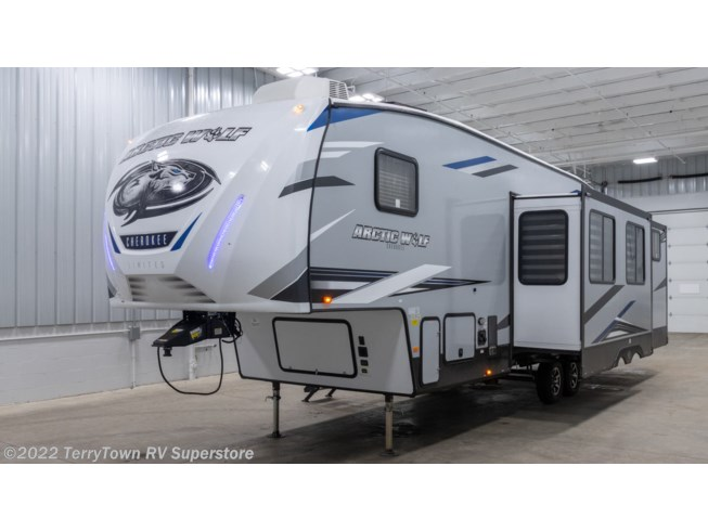 New 2021 Forest River Cherokee Arctic Wolf 321BH available in Grand Rapids, Michigan