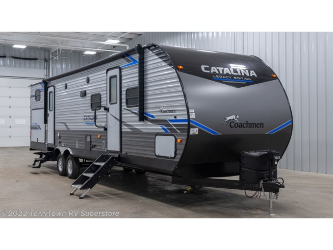 New 2021 Coachmen Catalina Legacy Edition 323BHDSCK available in Grand Rapids, Michigan