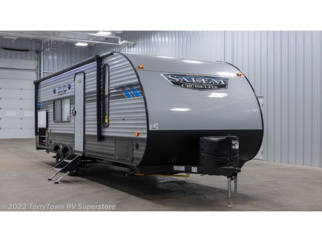 New 2021 Forest River Salem Cruise Lite 261BHXL available in Grand Rapids, Michigan
