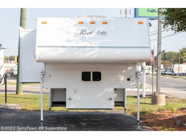 2010 Miscellaneous Palominio Real Lite 1812 - Used Travel Trailer For Sale by TerryTown RV Superstore in Grand Rapids, Michigan