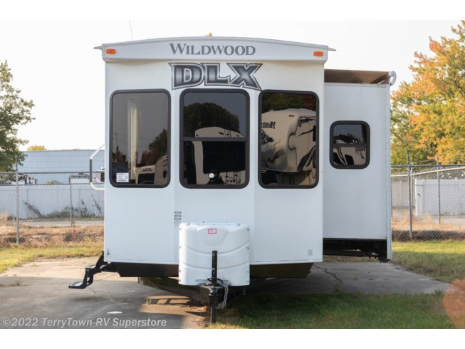 Used 2015 Forest River Wildwood 39FDEN available in Grand Rapids, Michigan