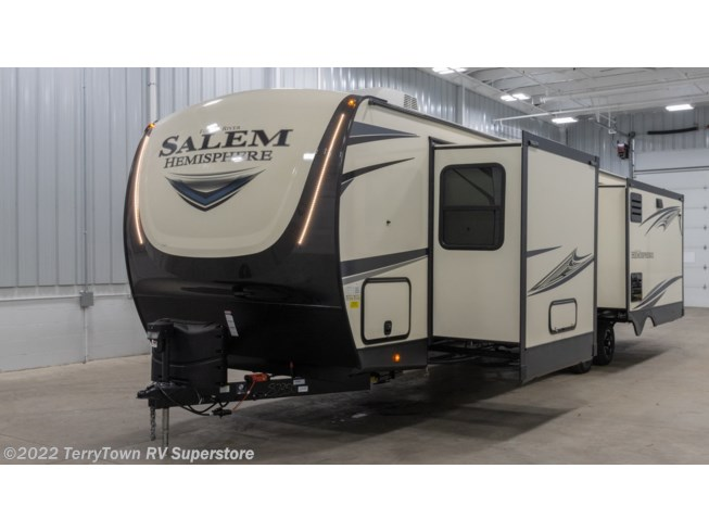 New 2021 Forest River Salem Hemisphere 308RL available in Grand Rapids, Michigan