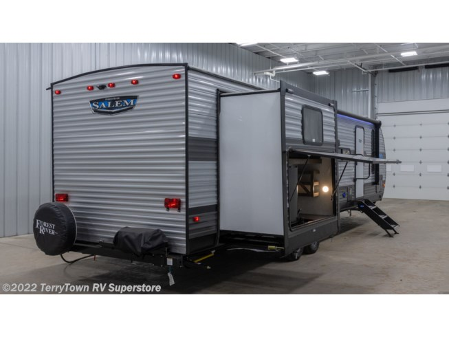 2021 Forest River Salem 31KQBTS - New Travel Trailer For Sale by TerryTown RV Superstore in Grand Rapids, Michigan