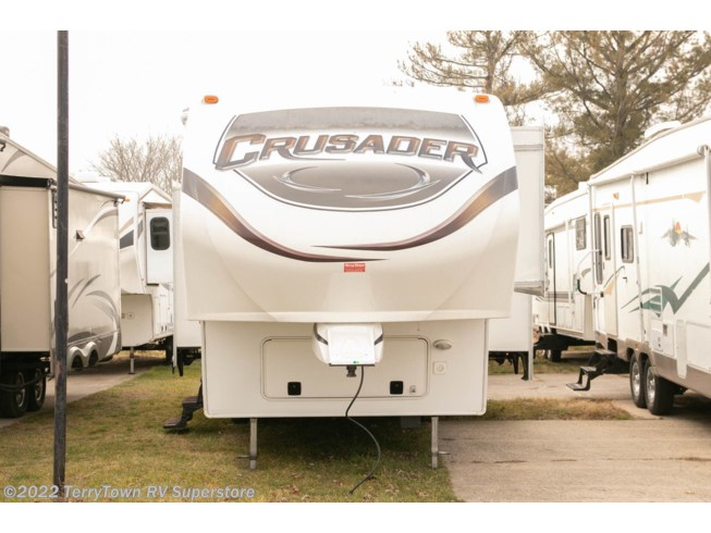 Used 2014 Prime Time Crusader 295RL available in Grand Rapids, Michigan