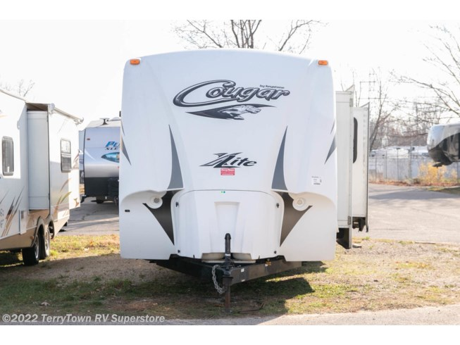Used 2012 Keystone Cougar 30RLS available in Grand Rapids, Michigan
