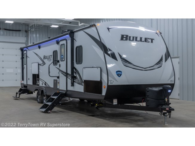 New 2021 Keystone Bullet 290BHS available in Grand Rapids, Michigan