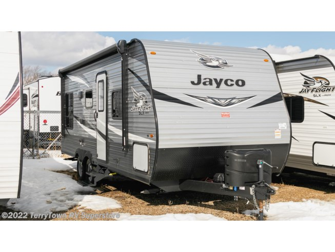 2020 Jay Flight 212QB by Jayco from TerryTown RV Superstore in Grand Rapids, Michigan