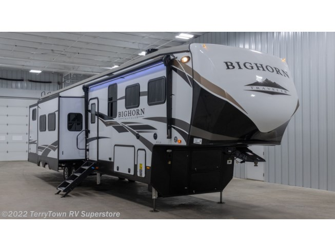 New 2021 Heartland Bighorn Traveler 37 DB available in Grand Rapids, Michigan