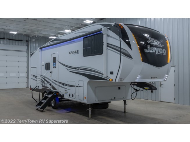New 2021 Jayco Eagle HT 25.5REOK available in Grand Rapids, Michigan