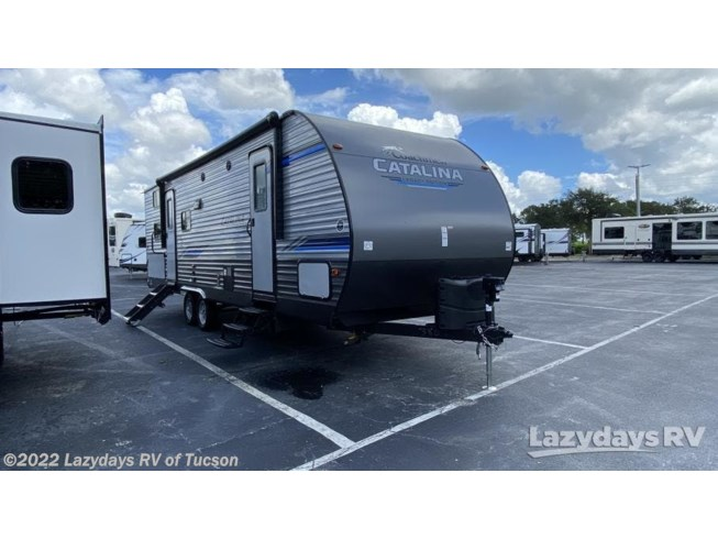 New 2021 Coachmen Catalina Legacy Edition 263RLS available in Tucson, Arizona