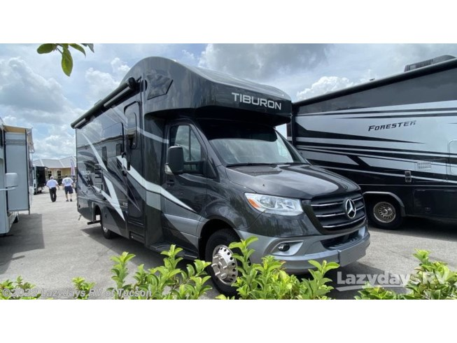 New 2021 Thor Motor Coach Tiburon 24FB available in Tucson, Arizona