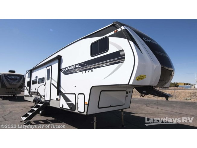 New 2021 Coachmen Chaparral Lite 274BH available in Tucson, Arizona