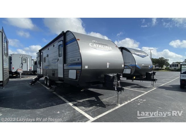 New 2021 Coachmen Catalina Legacy 263RLS available in Tucson, Arizona