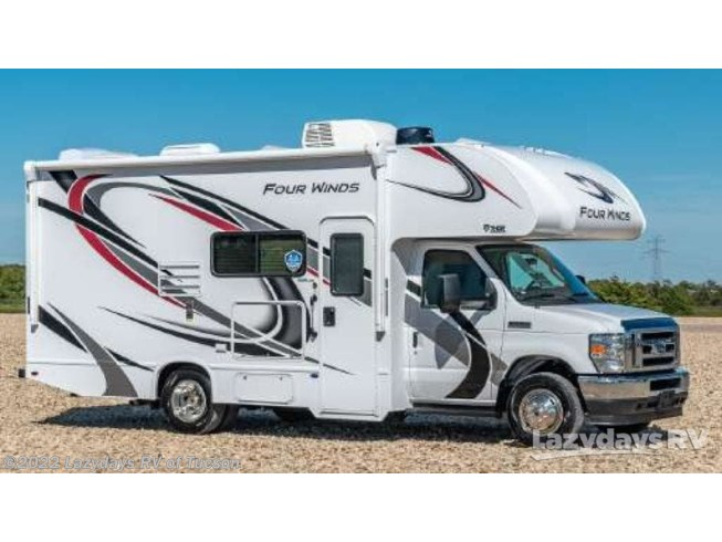 New 2022 Thor Motor Coach Four Winds 27R available in Tucson, Arizona