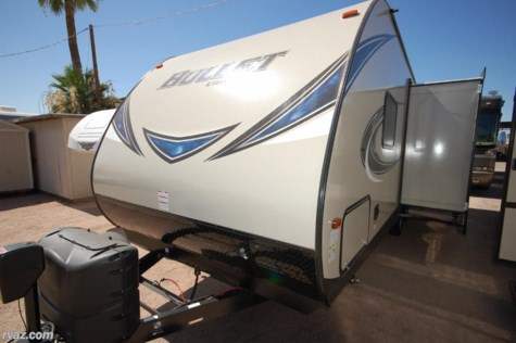 New 2018 Keystone Bullet 248RKS Travel Trailer w/ Rear Kitchen For Sale by Auto Corral RV available in Mesa, Arizona
