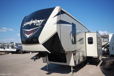 New 2018 Forest River Sandpiper HT 3350BH For Sale by Auto Corral RV available in Mesa, Arizona