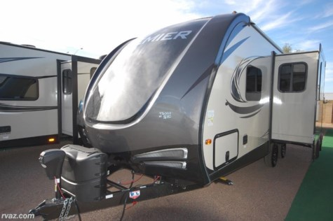 New 2018 Keystone Premier 22RBPR Light Travel Trailer For Sale by Auto Corral RV available in Mesa, Arizona
