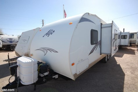 Used 2012 Skyline Aljo Ultra-Lite 206 model Travel Trailer For Sale by Auto Corral RV available in Mesa, Arizona