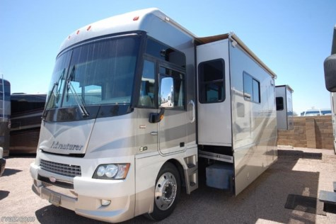 Used 2007 Winnebago Adventurer 38J Painted Class A For Sale by Auto Corral RV available in Mesa, Arizona
