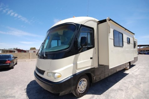 Used 1999 Holiday Rambler Vacationer Class A motorhome For Sale by Auto Corral RV available in Mesa, Arizona