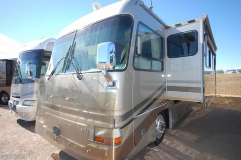 Used 2002 Tiffin Allegro Bus 40RP Diesel Pusher For Sale by Auto Corral RV available in Mesa, Arizona
