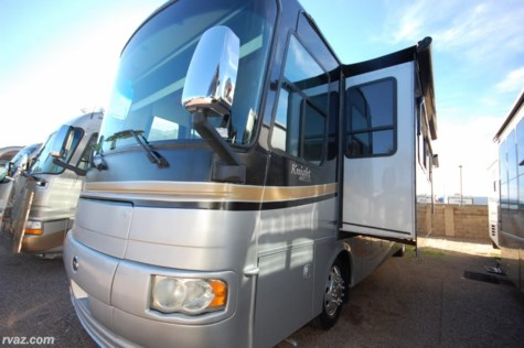 Used 2008 Monaco RV Knight 38PDQ Quad Slide Diesel For Sale by Auto Corral RV available in Mesa, Arizona