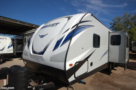 New 2019 Keystone Bullet 269RLS Rear Living Travel Trailer For Sale by Auto Corral RV available in Mesa, Arizona