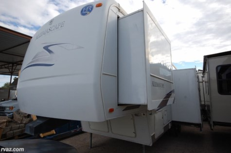 Used 2002 Holiday Rambler Alumascape 26 Triple Slide 5th Wheel For Sale by Auto Corral RV available in Mesa, Arizona