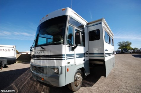 Used 2004 Winnebago Brave 32V Class A For Sale by Auto Corral RV available in Mesa, Arizona