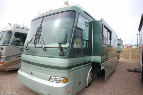 Used 2000 Beaver Patriot Princeton Class A Diesel For Sale by Auto Corral RV available in Mesa, Arizona