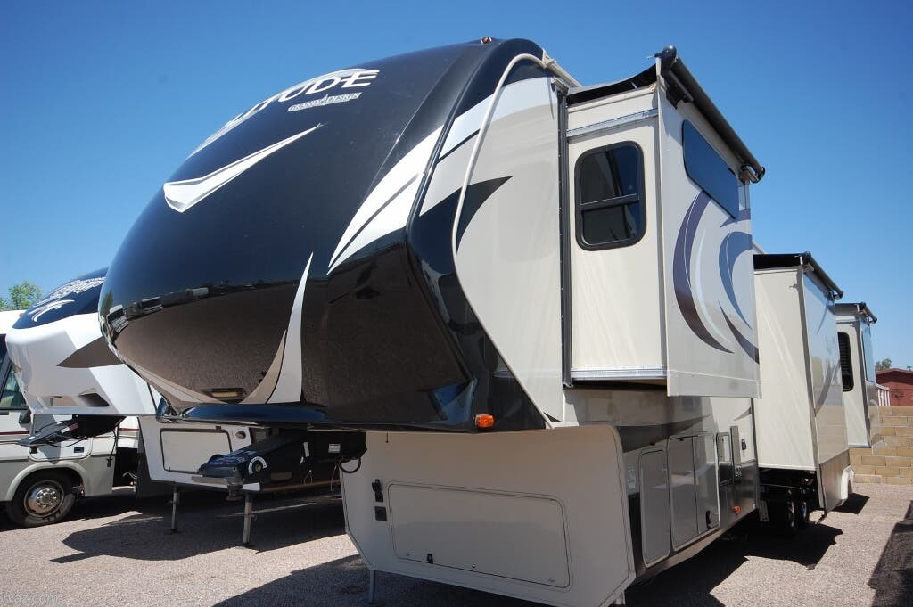 Z1603 - 2001 Dutchmen Supreme 27BH Fifth Wheel for sale in