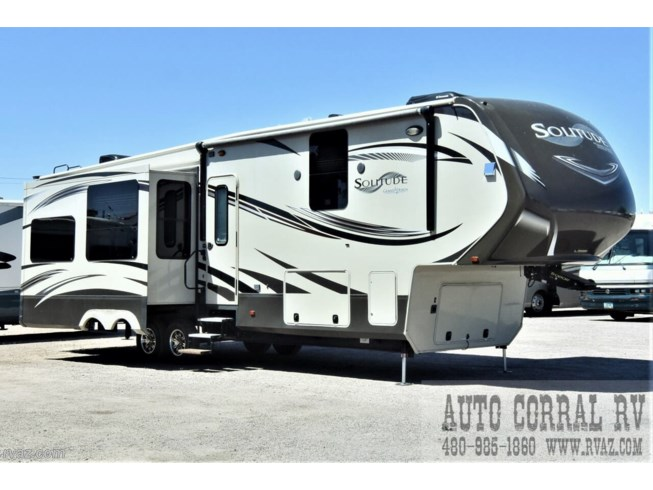 2014 Grand Design Solitude 369RL RV for Sale in Mesa, AZ ...