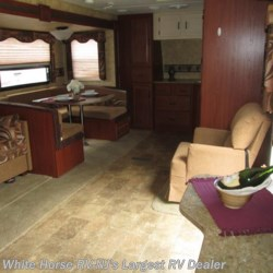 White Horse RV Center (Galloway Twp) 2009 Outback 286FK Front Kitchen Slide-out  Travel Trailer by Keystone | Egg Harbor City, New Jersey