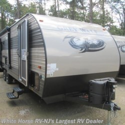 New 2018 Forest River Grey Wolf 26RL For Sale by White Horse RV Center (Galloway Twp) available in Egg Harbor City, New Jersey