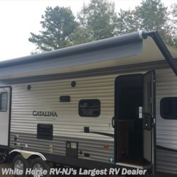 White Horse RV Center (Galloway Twp) 2018 Catalina 323BHDSCK 2-BdRM 2-Slides Loft/Sofa/Bunk Ext Kitch  Travel Trailer by Coachmen | Egg Harbor City, New Jersey