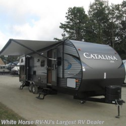 2018 Coachmen Catalina SBX 321BHDSCK 2-BdRM Double Slide Ext Kitchen  - Travel Trailer New  in Egg Harbor City NJ For Sale by White Horse RV Center (Galloway Twp) call 609-404-1717 today for more info.